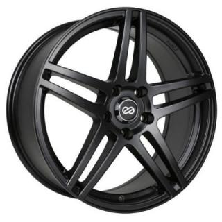 ENKEI WHEELS  RSF5 MATTE BLACK