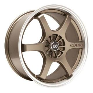 ENKEI WHEELS  SR6 BRONZE WHEEL