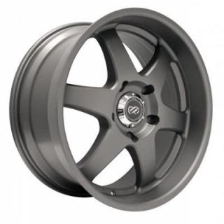 ENKEI WHEELS  ST6 MATTE GUNMETAL WHEEL