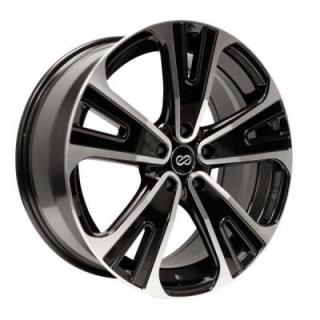 SVX BLACK MACHINED WHEEL from ENKEI WHEELS