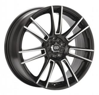 T-FORK GUNMETAL MACHINE WHEEL from ENKEI WHEELS