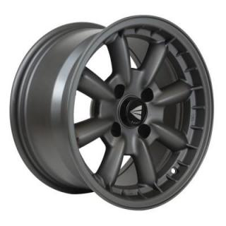 COMPE MATTE GUNMETAL by ENKEI WHEELS