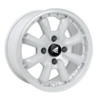 ENKEI WHEELS  COMPE WHITE