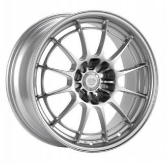 ENKEI WHEELS  NT03+M SILVER WHEEL