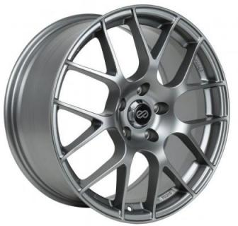 ENKEI WHEELS  RAIJIN TITANIUM GRAY WHEEL