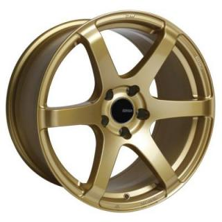 ENKEI WHEELS  T6S GOLD
