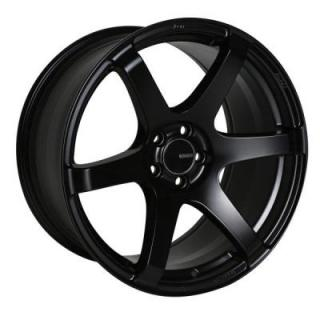 ENKEI WHEELS  T6S MATTE BLACK