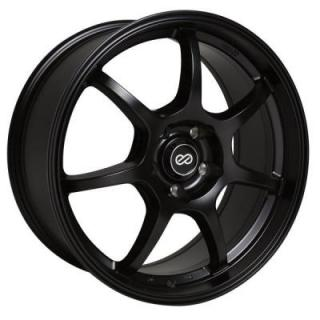 ENKEI WHEELS  GT7 MATTE BLACK