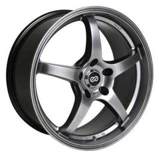 ENKEI WHEELS  VR5 HYPER BLACK