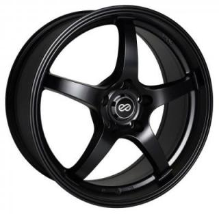 ENKEI WHEELS  VR5 MATTE BLACK