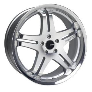 ENKEI WHEELS  M5 MIRROR FINISH 5 LUG