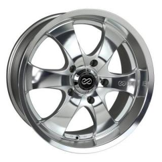 ENKEI WHEELS  M6 MIRROR FINISH