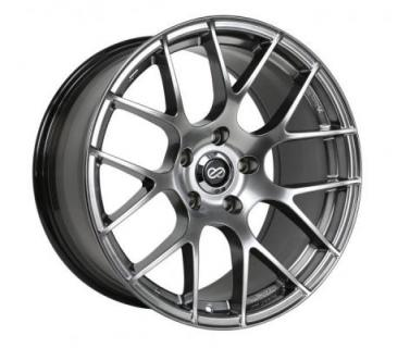 ENKEI WHEELS  RAIJIN HYPER SILVER WHEEL