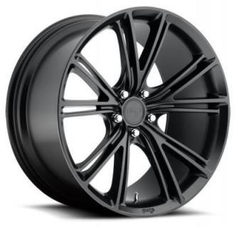 NICHE WHEELS  RITZ M144 MATTE BLACK RIM