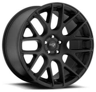 NICHE WHEELS  CIRCUIT M110 MATTE BLACK RIM