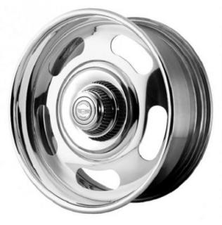 AMERICAN RACING WHEELS  VN327 RALLY CHROME RIM