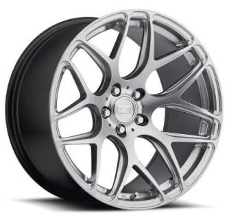 GF9 HYPER SILVER RIM from MRR DESIGN WHEELS
