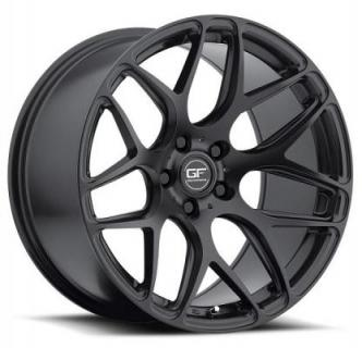 MRR DESIGN WHEELS  GF9 MATTE BLACK RIM