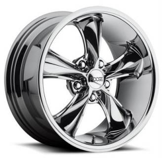 LEGEND F103 PVD CHROME RIM from FOOSE CLASSICS WHEELS