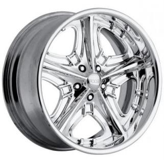 KNIGHT F220 POLISHED RIM from FOOSE CLASSICS WHEELS