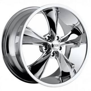 LEGEND F105 CHROME RIM from FOOSE CLASSICS WHEELS