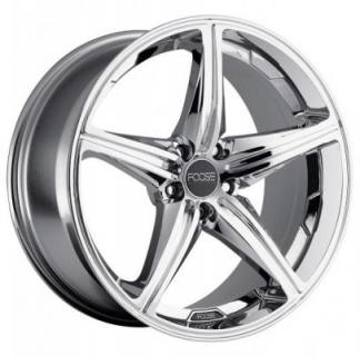 FOOSE CLASSICS WHEELS  SPEED F135 CHROME RIM