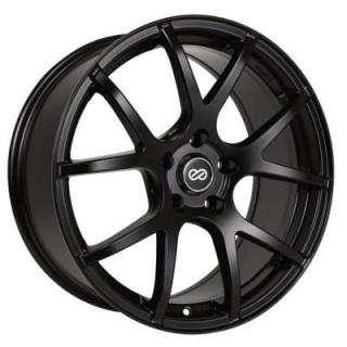 SPECIAL BUY WHEELS  ENKEI M52 MATTE BLACK PPT