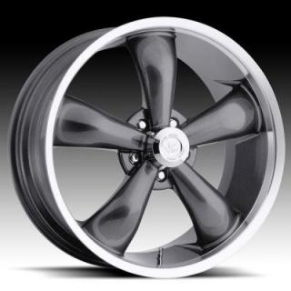 SPECIAL BUY WHEELS  VISION LEGEND 5 TYPE 142 RWD GUNMETAL RIM PPT