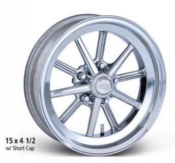 ET WHEELS  VALUE LINE GASSER POLISHED RIM