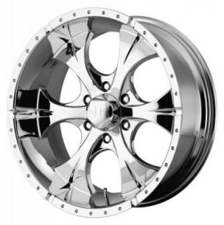 HELO WHEELS  HE791 CHROME RIM