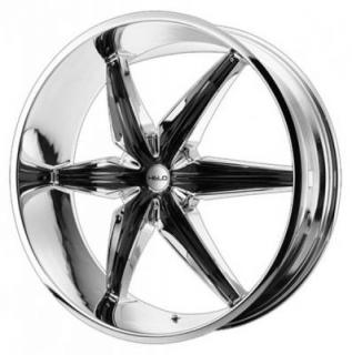 HE866 CHROME RIM from HELO WHEELS