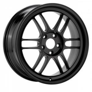 ENKEI WHEELS  RPF1 GLOSS BLACK  cap additional $35 ea.