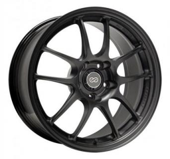 ENKEI WHEELS  PF01 BLACK WHEEL