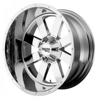 MOTO METAL WHEELS  MO962 CHROME RIM