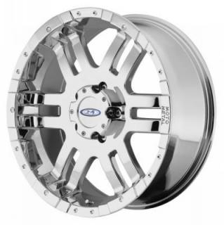 MOTO METAL WHEELS  MO951 CHROME RIM