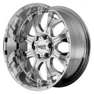 MOTO METAL WHEELS  MO959 CHROME RIM