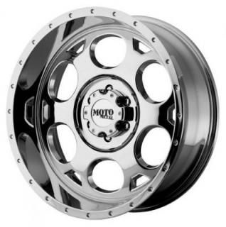 MOTO METAL WHEELS  MO964 CHROME RIM