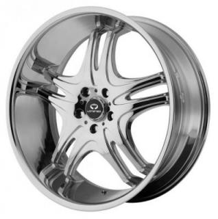 LORENZO WHEELS  WL031 CHROME RIM