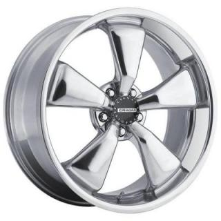 CRAGAR WHEELS  617C MODERN MUSCLE CHROME RIM