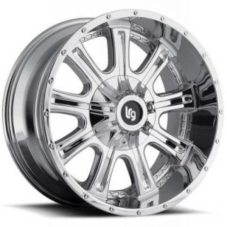 LRG WHEELS  LRG 105 CHROME RIM