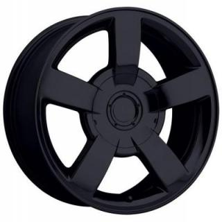 FACTORY REPRODUCTIONS WHEELS  CHEVY SILVERADO MATTE BLACK RIM