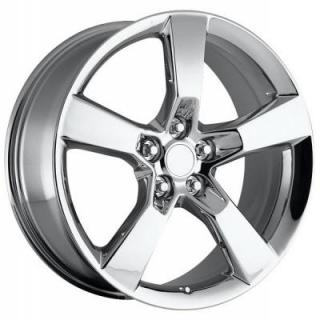 FACTORY REPRODUCTIONS WHEELS  CHEVY CAMARO 2010 STYLE 30 CHROME RIM