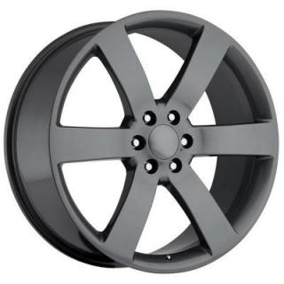 FACTORY REPRODUCTIONS WHEELS  CHEVY TRAILBLAZER SS GREY RIM
