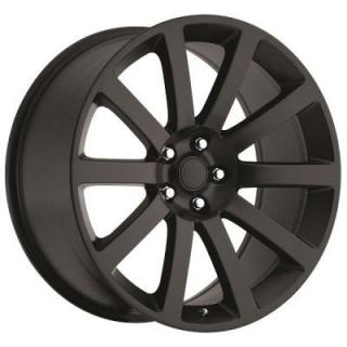 FACTORY REPRODUCTIONS WHEELS  CHRYSLER 300 SATIN BLACK