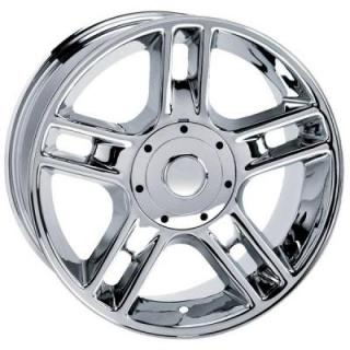FACTORY REPRODUCTIONS WHEELS  FORD HARLEY CHROME RIM