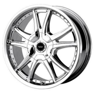 SPECIAL BUY WHEELS  AMERICAN RACING AR607 ALERT CHROME PPT