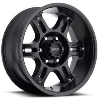 METHOD WHEELS  MR303 SPLIT SIX SATIN BLACK RIM