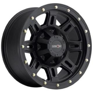 VISION WHEELS  INCLINE 400 RWD OFF-ROAD MATTE BLACK RIM