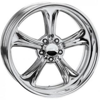 BILLET SPECIALTIES WHEELS  SLC SERIES SLC62 POLISHED RIM