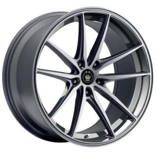 OVERSTEER GLOSS OPAL RIM from KONIG WHEELS